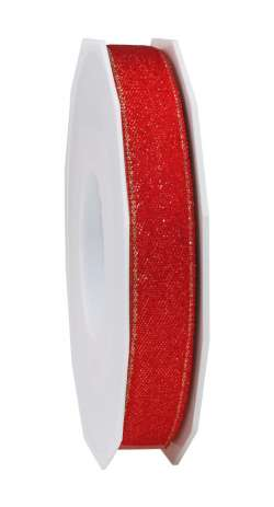 Glitter Satinband 15 mm x 20 m - 1006791520609