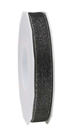 Glitter Satinband 15 mm x 20 m - 1006791520613