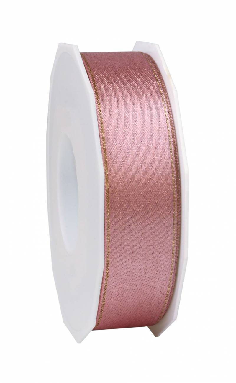 Glitter Satinband 25 mm x 20 m - 1006792520021