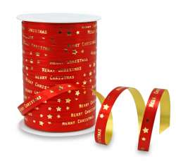 Ringelband - Merry Christmas 10 mm x 100 m - 1006809709