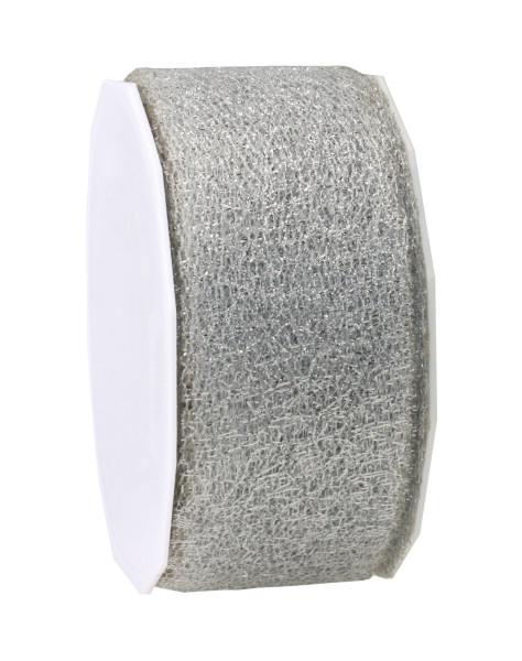 Spitzenband - glänzend 40 mm x 20 m
