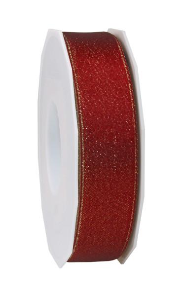Glitter Satinband 25 mm x 20 m