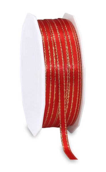 Satinband mit glänzender Kante 5 mm x 50 m