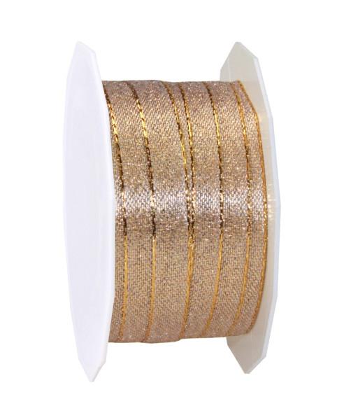 Dekorationsband 10 mm x 20 m