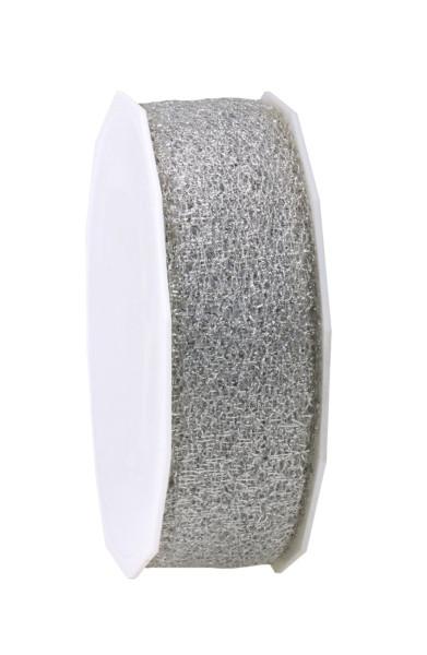 Spitzenband - glänzend 25 mm x 20 m