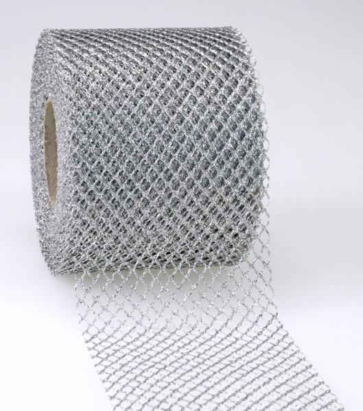 Tüllband - glänzend 72 mm x 20 m